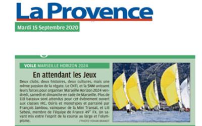 Marseille Horizon 2024 : «En attendant les jeux»