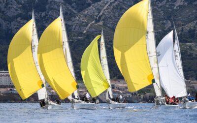 Marseille Horizon 2024 : plus de cent dix bateaux en course !