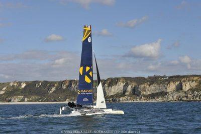 Diam24 one design : Sandro Lacan champion de France 2020  !