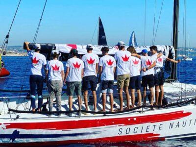 Sept. 2020 : les minots de La Nautique grands gagnants du trophée SEMAC !