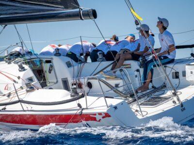 Coupe Napoléon : victoire des Minots de La Nautique en IRC3