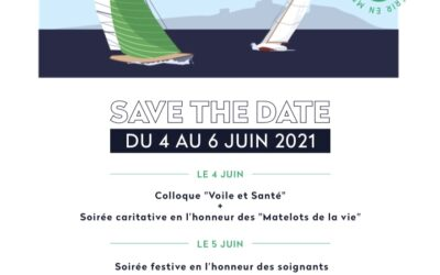 Guérir en mer 2021 : save the date !!