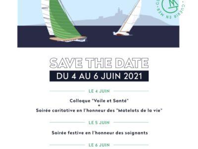 Guérir en mer 2021 : save the date !!