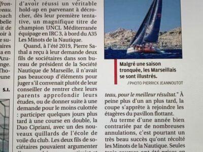 «Les minots de La Nautique sacrés»