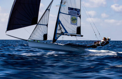 Clap de fin sur la Lanzarote International Regatta