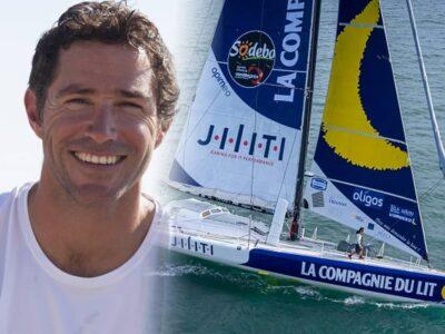 Clément Giraud à l'UNM : «le Vendée Globe en moins de 100 jours» – conférence le 5 octobre 2021 à 19h30