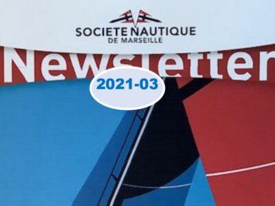 SNM : NEWSLETTER # 3 – 2021